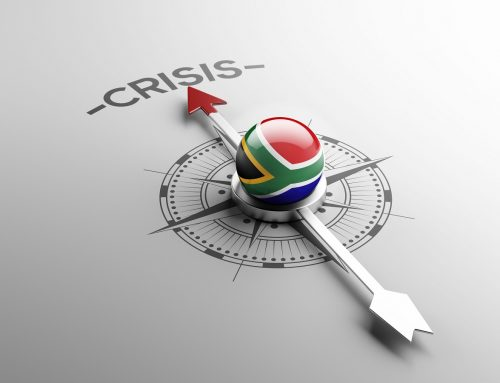 South Africa is in serious trouble…